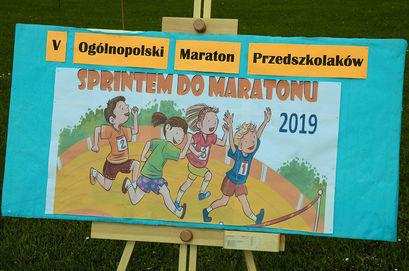 V Ogólnopolski Maraton Przedszkolaków