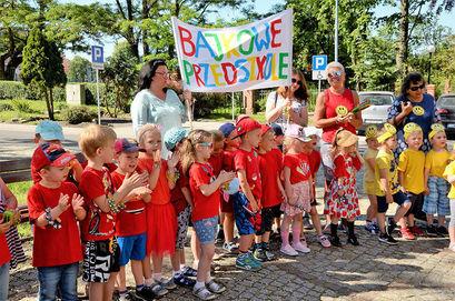 Przedszkolaki uczciły Święto Optymizmu