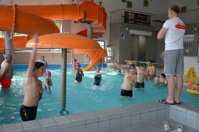 Dzień Dziecka na basenie