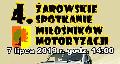 IV Żarowskie Spotkanie Miłośników Motoryzacji