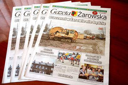 Gazeta Żarowska – nowy numer
