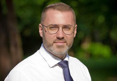 Przemysław Sikora nowym Zastępcą Burmistrza