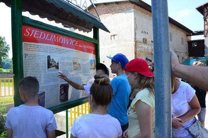 Wycieczka po gminie Żarów