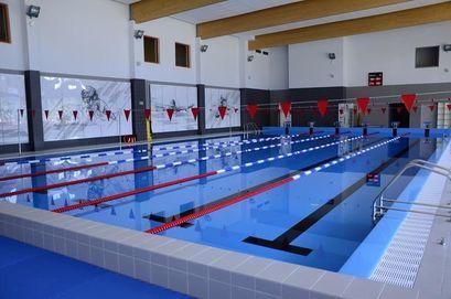 Przerwa technologiczna na basenie