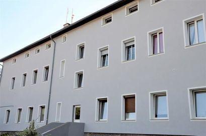Kolejne odnowione budynki