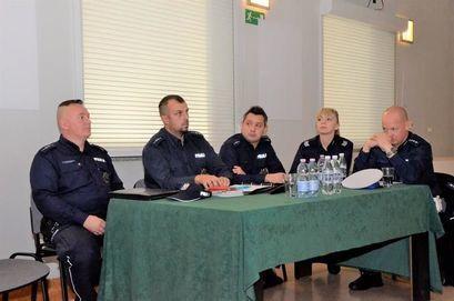 O bezpieczeństwie mieszkańców – debata społeczna z Policją
