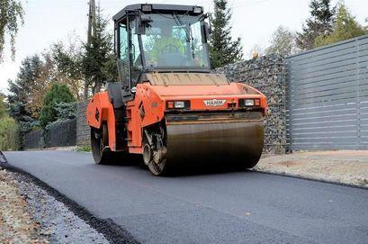 Nowe drogi asfaltowe w Pożarzysku i Gołaszycach