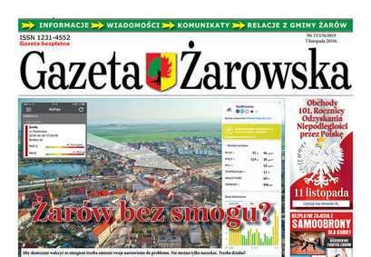 Nowy numer gazety - 17/2019