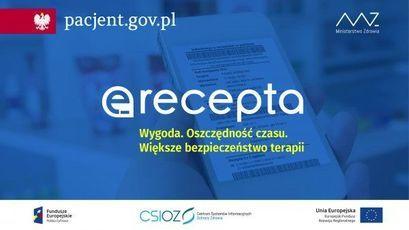 E-recepty obowiązkowe od 8 stycznia 2020r.
