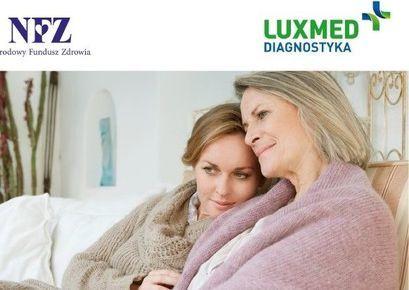 Badania mammograficzne w Żarowie