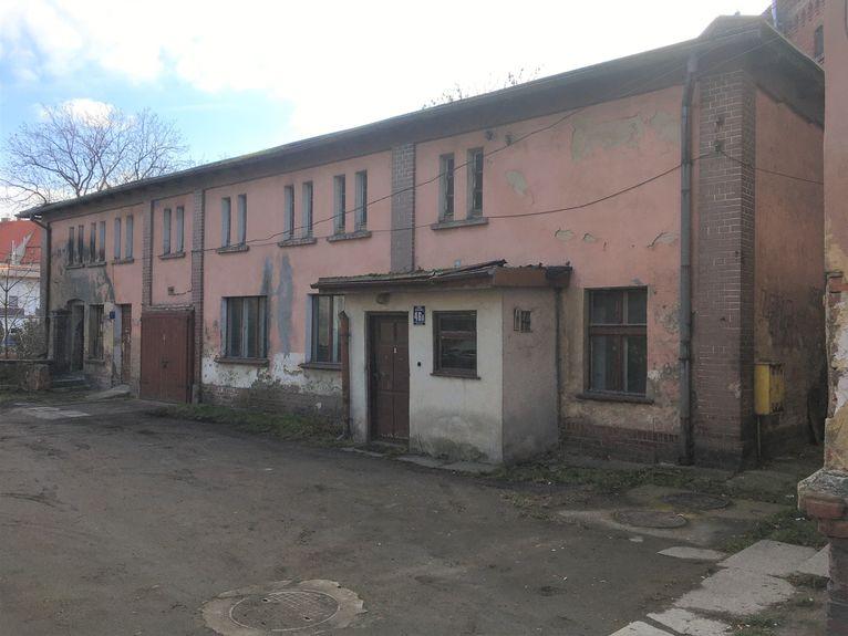 Przetarg budynku użytkowego przy ul. Armii Krajowej 46a