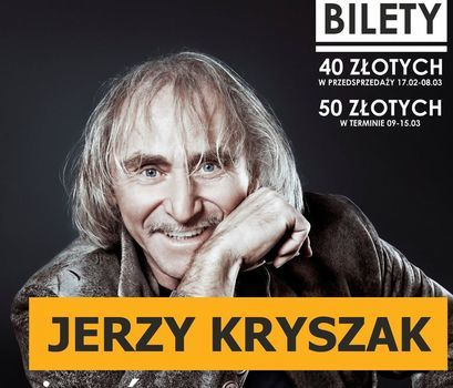 Jerzy Kryszak na Dzień Kobiet