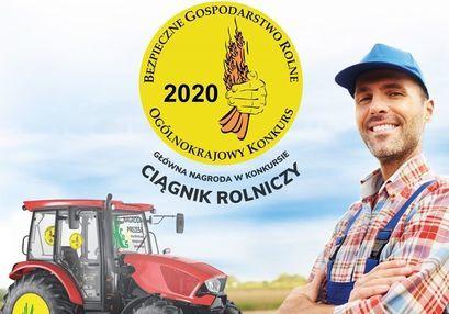 """Konkurs dla rolników """"Bezpieczne Gospodarstwo Rolne"""""""