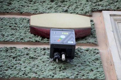 Czujniki jakości powietrza zainstalowane
