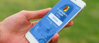 Aplikacja mobilna e-urząd dla mieszkańców Żarowa