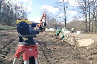 Kolejne etapy budowy kanalizacji w Mrowinach