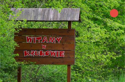 Wirtualna podróż do Krukowa