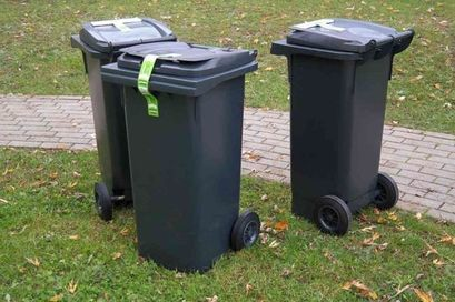 Uwaga! Będzie przeprowadzona dezynfekcja pojemników na odpady