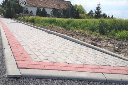 Remonty chodników na terenach wiejskich