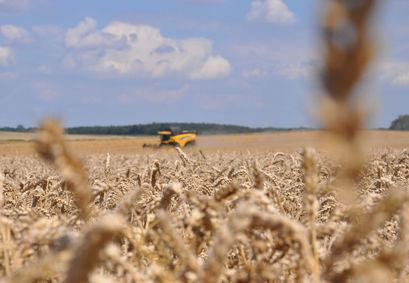 Apel do rolników o zachowanie bezpieczeństwa podczas żniw