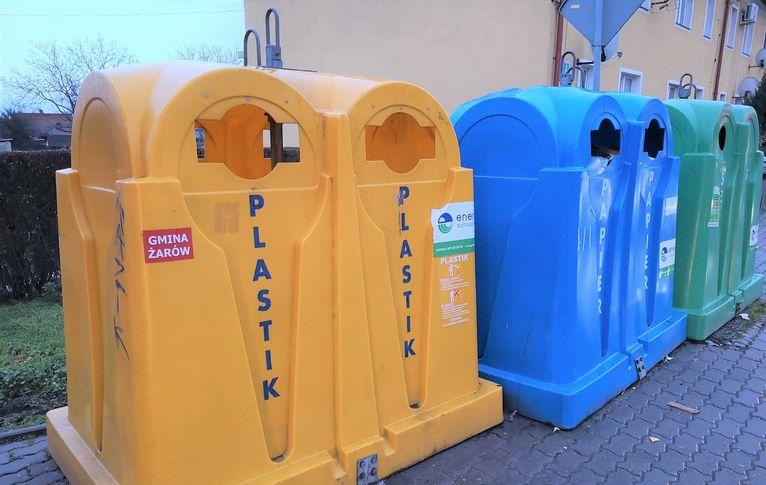 Wypełnij ankietę dotyczącą systemu gospodarowania odpadów selektywnych