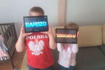 Dzieci z rodzin zastępczych dostały tablety