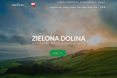 Zielona Dolina – naturalne, bo z Dolnego Śląska