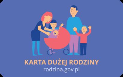 Dołącz do Partnerów Karty Dużej Rodziny