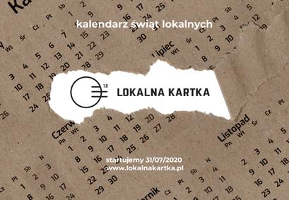 Start projektu Lokalna kartka 1.0