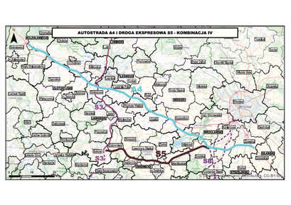 Podsumowanie prac przy Studium Korytarzowym A4 Wrocław – Krzyżowa i S5 Sobótka – Bolków
