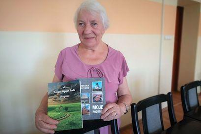 """Stefania Wrzyszcz autorka """"Księgi Mojego Rodu Wrzyszcz"""""""