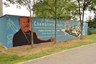 """W Żarowie powstał mural """"Szamotownia"""""""