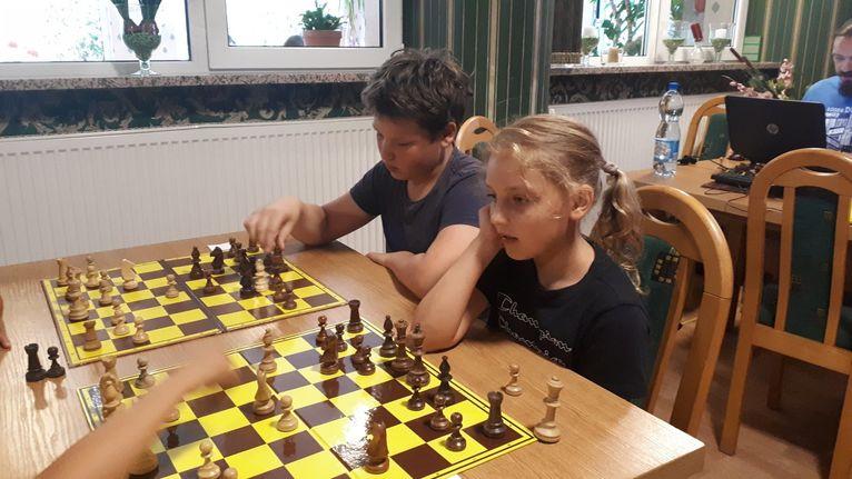 Juniorzy na obozie szachowym w Polanicy Zdrój