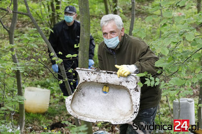 Terenówka dla ekologa Waldemara Woźniaka