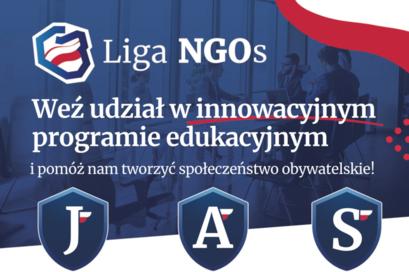 Weź udział w Lidze NGOs