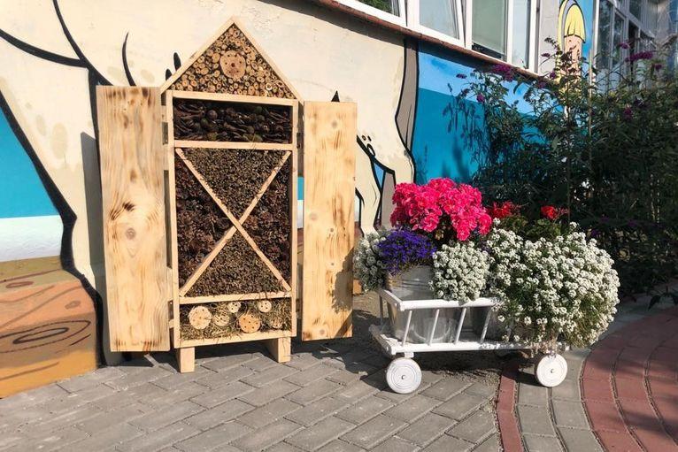 Święto rzeki w Zastrużu i nowe budki dla owadów