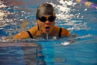 IV Nocne pływanie w Żarowie