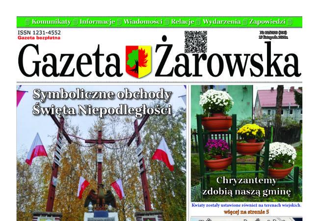 Nowy numer gazety 22/2020
