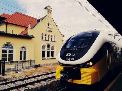 Z Żarowa do Świdnicy pociągiem bez przesiadki?