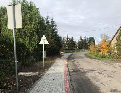 Chodniki oddane do użytku mieszkańców