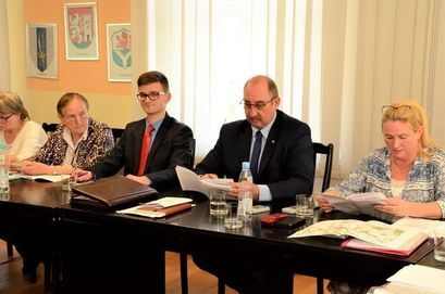 Posiedzenie Komisji Rady Miejskiej