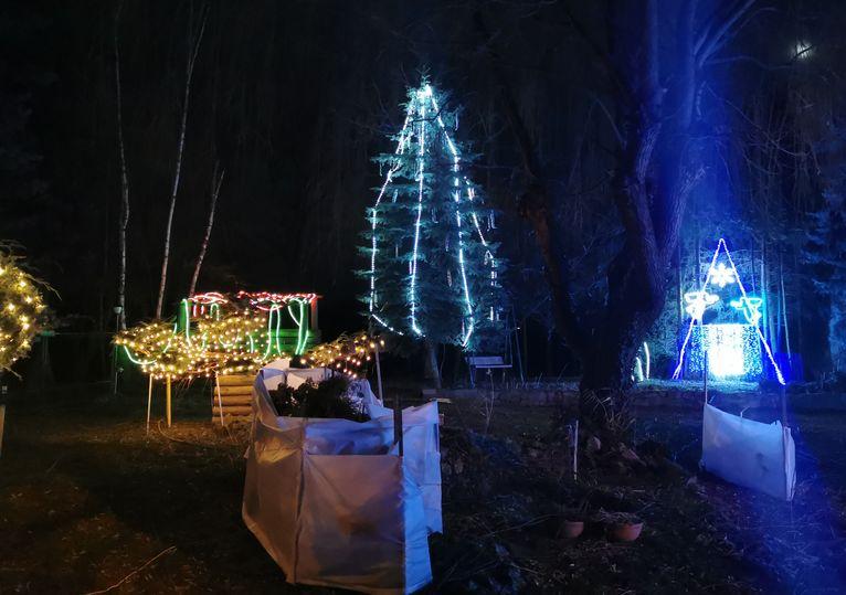 Konkurs na najładniejszą świąteczną dekorację domu w Imbramowicach rozstrzygnięty