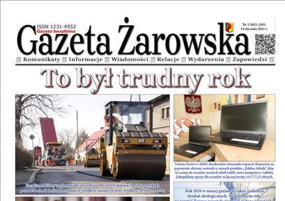 Nowy numer gazety 1/2021