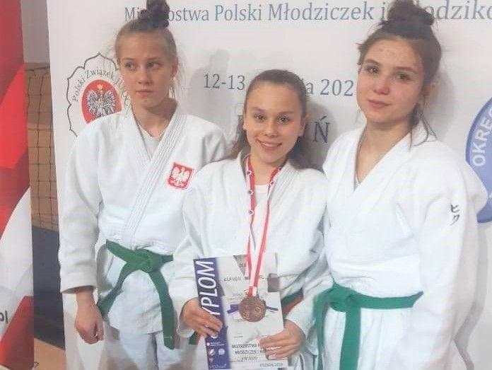 Klaudia Borowiec i Nikola Kamińska powołane do Kadry Narodowej Judoków