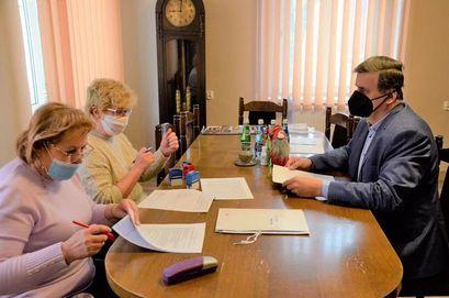 Umowa na wsparcie hospicjum podpisana