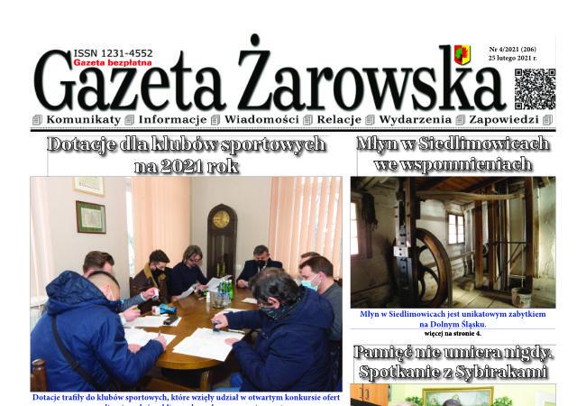 Nowy numer gazety 4/2021