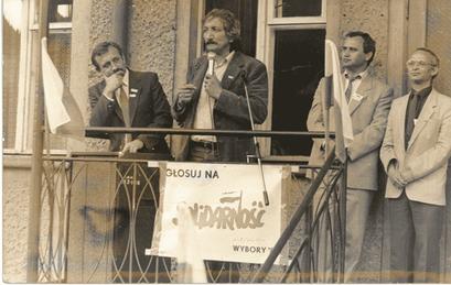 """Zmarł Jan Lityński. Były działacz """"Solidarności"""""""