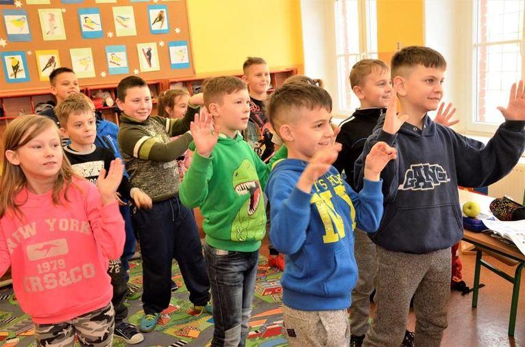 SP Mrowiny zaprasza do klasy I, zerówki i oddziału przedszkolnego