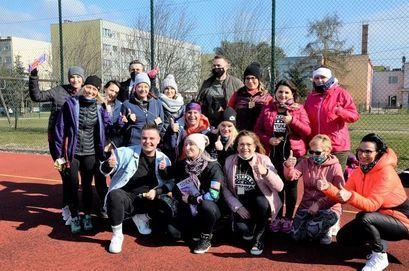 Dzień Kobiet świętowaliśmy na sportowo