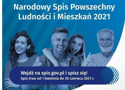 Dziś rusza Narodowy Spis Powszechny Ludności i Mieszkań 2021